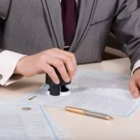 Алгоритм юридических действий по государственной регистрации закрытого акционерного общества и его акций