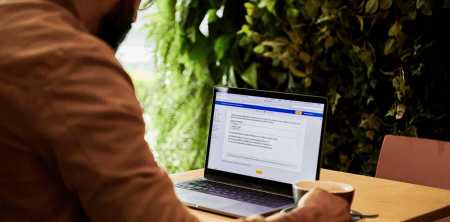 Алгоритм действия при электронной регистрации организаций и предприятий в Беларуси в 2021 году